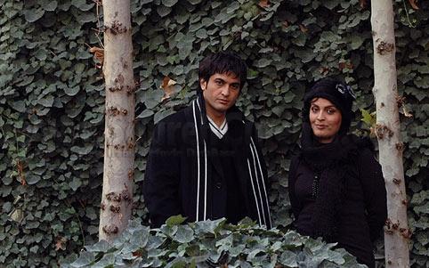 سحر ریحانی ، شاهرخ نورمحمدی در فیلم در شب عروسی(۱۳۸۷)